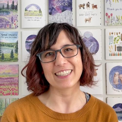 Brigida Swanson, Founder of